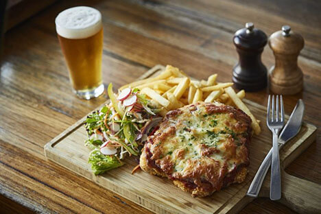 Wednesday's are Parma and Pot Day's at the Broady Club. Only $15!!