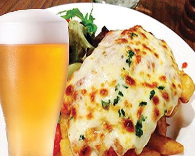 Wednesday's are Parma and Pot Day's at the Broady Club. Only $16!!